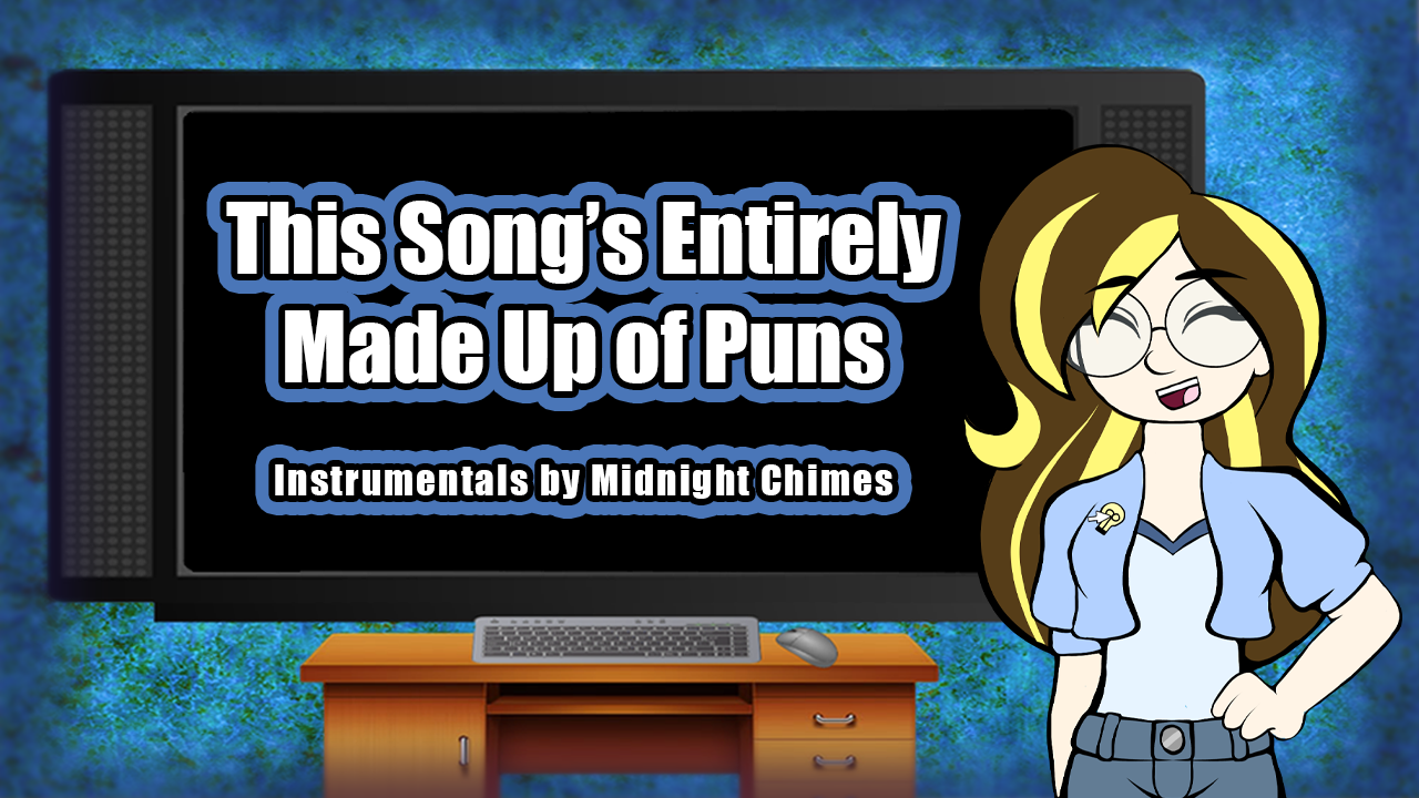 Bright Idea sing's a Song made up entirely of puns