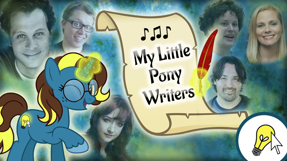 Writers of mlp
