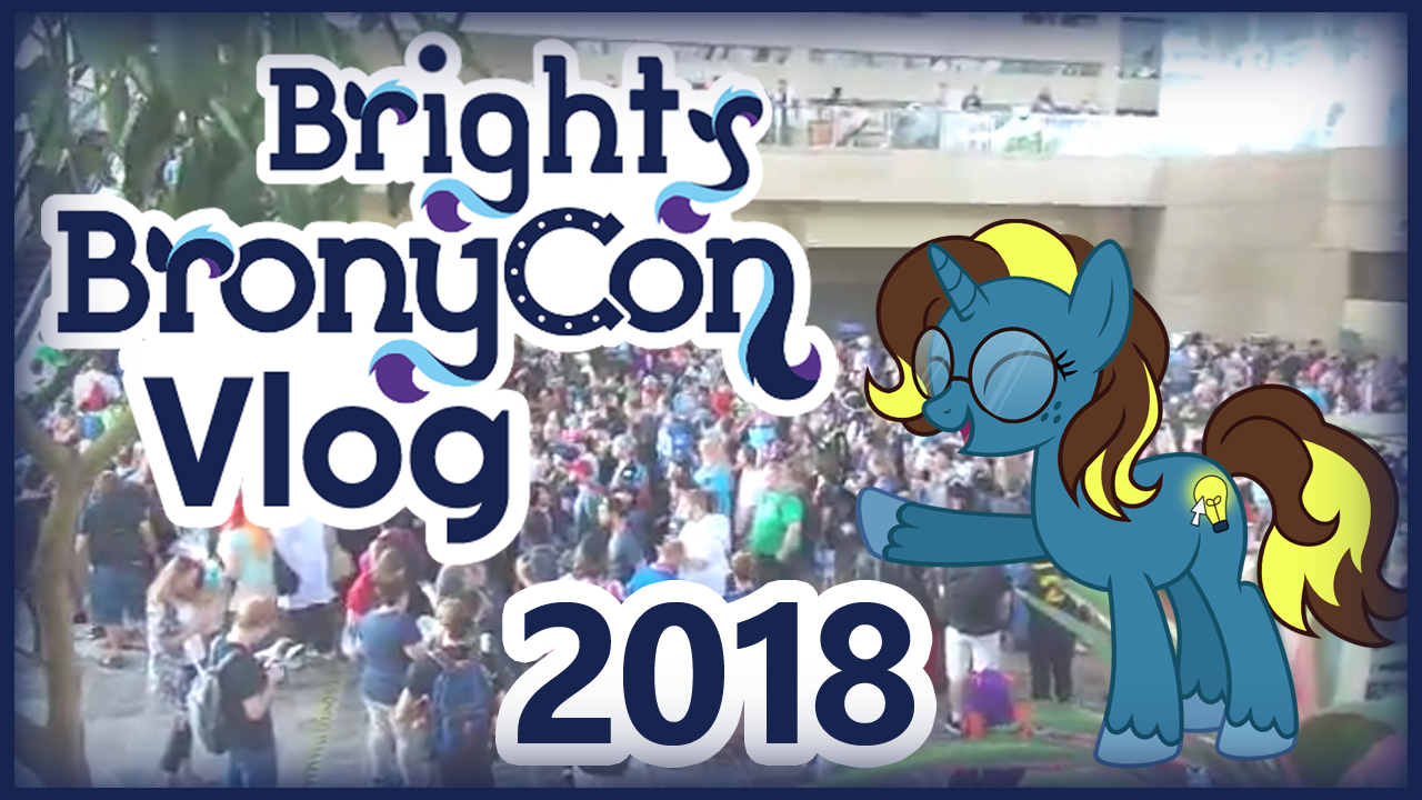 Bright Idea's trip to brony con