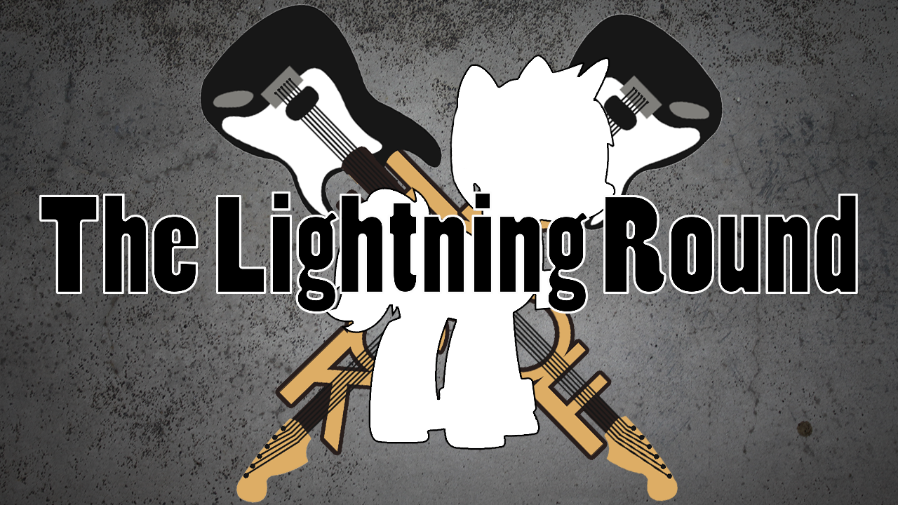 Hoof Rock: The Lightning Round