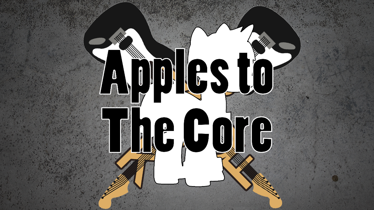 Hoof Rock: Apples To The Core