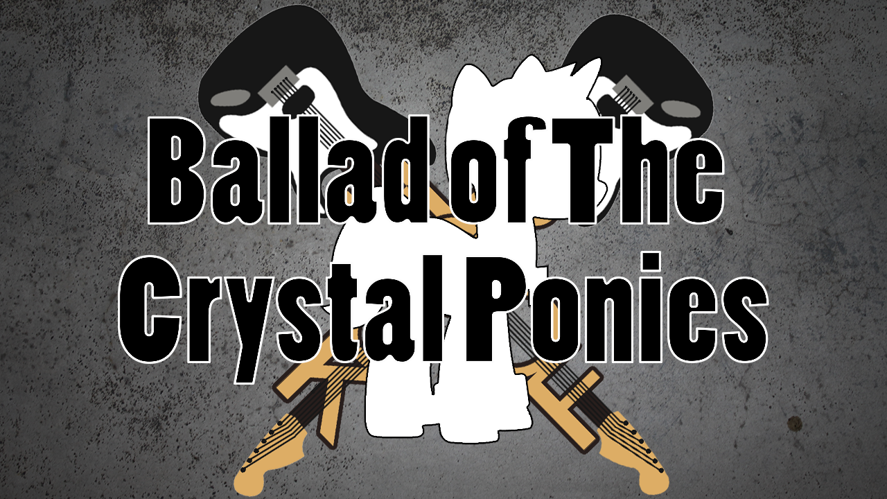 Hoof Rock Ballad of the Crystal Ponies