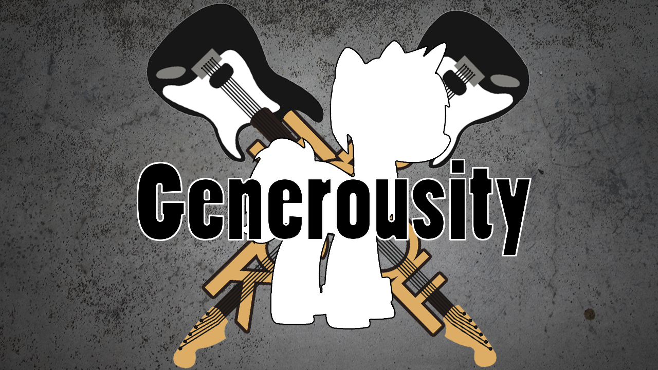 Hoof Rock: Generousity