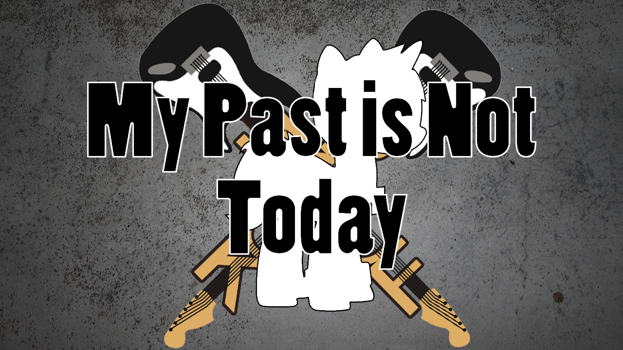 Hoof Rock: My Past is Not Today