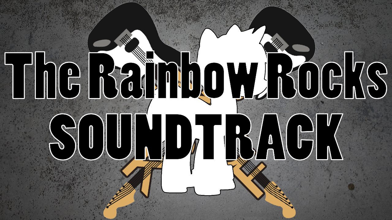 Hoof Rock: The Rainbow Rocks Soundtrack