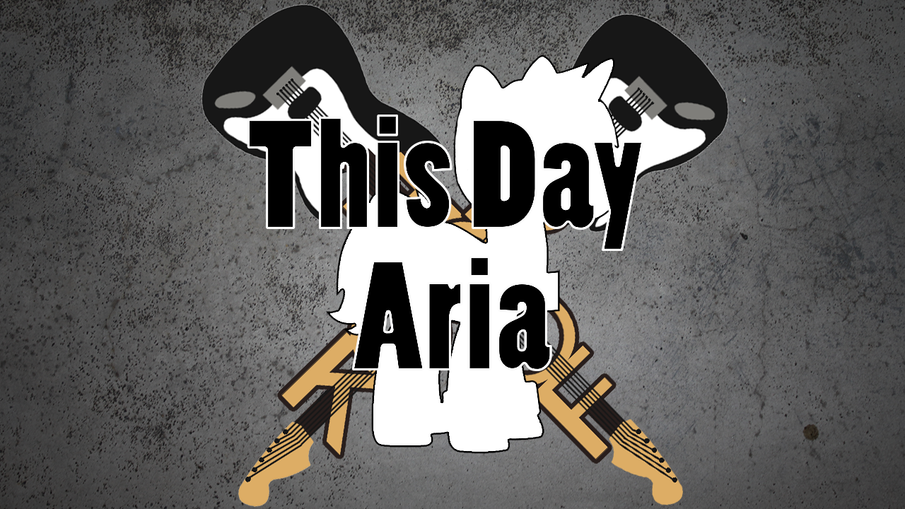 Hoof Rock: This Day Aria