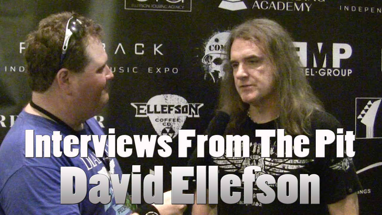 Interviews from the pit: David Ellefson