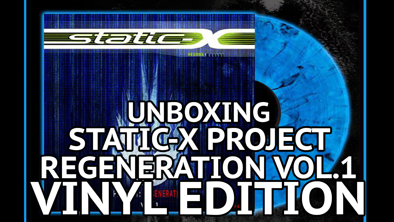 Unboxing staticx vol 1