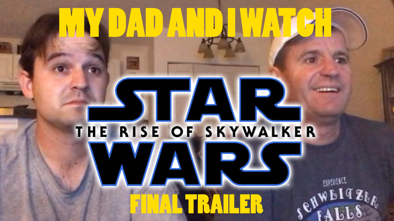 Evan Reacts to Rise of Skywalker Final Trailer